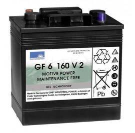Тяговые аккумуляторы Sonnenschein GF-V