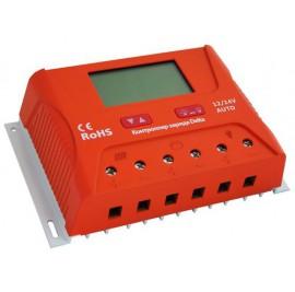 Контроллеры заряда для солнечных батарей Delta