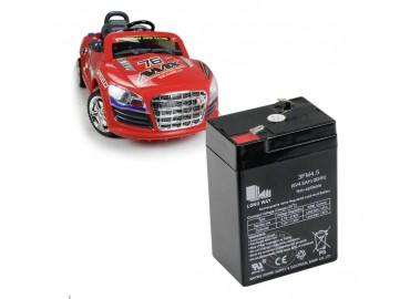 Как выбрать аккумулятор для детского электромобиля?