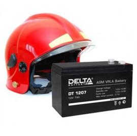 Аккумуляторы для пожарно-охранных систем